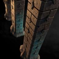 Personal work – Pillars