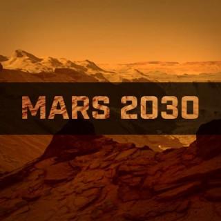 MARS 2030 : Environment Artist